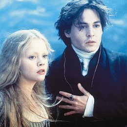 Sleepy Hollow / Christina Ricci / Johnny Depp Poster