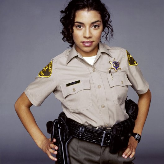 10-8: Officers on Duty / Christina Vidal Poster