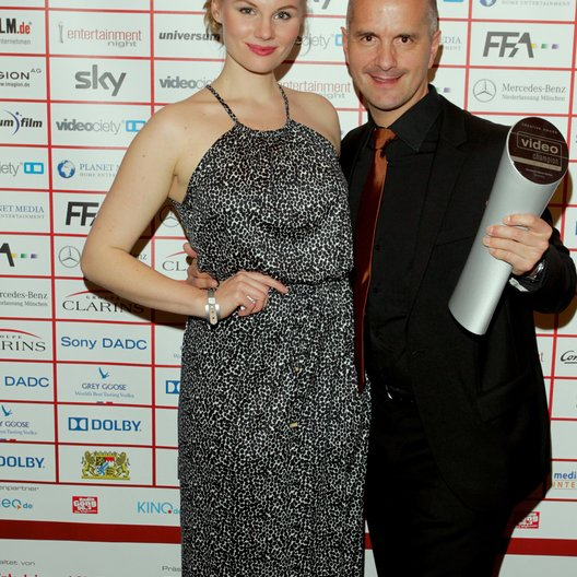 Entertainment Night 2012 / Video Champion 2012 / Rosalie Thomass und Christoph Maria Herbst Poster