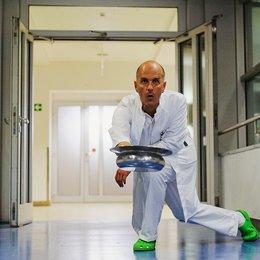 Kreutzer kommt ... ins Krankenhaus (ProSieben) / Christoph Maria Herbst Poster