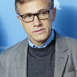 Christoph Waltz / 64. Berlinale 2014 Poster