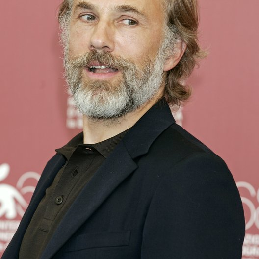 Christoph Waltz / 68. Internationale Filmfestspiele Venedig 2011 Poster