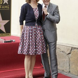 Christoph Waltz / Judith Holste / Stern am Hollywood Walk Of Fame Poster