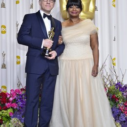 Christoph Waltz / Octavia Spencer / 85th Academy Awards 2013 / Oscar 2013 Poster