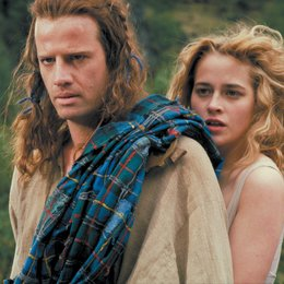 Highlander / Christopher Lambert Poster
