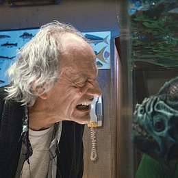 Piranha 2 / Christopher Lloyd Poster