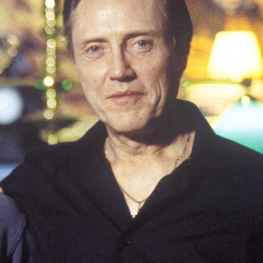 Walken, Christopher Poster