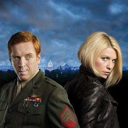 Homeland - Staffel 2 / Homeland - Staffel 1 / Homeland / 2. Staffel / Damian Lewis / Claire Danes / Homeland (Season 2) Poster