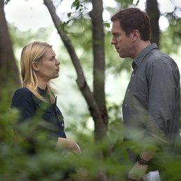 Homeland - Staffel 2 / Homeland - Staffel 1 / Homeland / 2. Staffel / Claire Danes / Damian Lewis / Homeland (Season 2) Poster