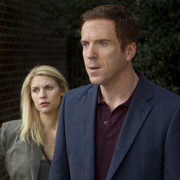 Homeland - Staffel 2 / Homeland - Staffel 1 / Homeland / 2. Staffel / Claire Danes / Damian Lewis / Homeland (Season 2) Poster