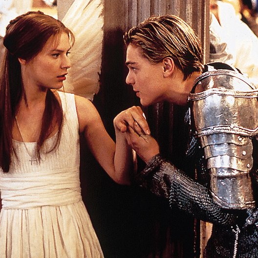 William Shakespeares Romeo & Julia / Claire Danes / Leonardo DiCaprio / Titanic / William Shakespeares Romeo und Julia Poster