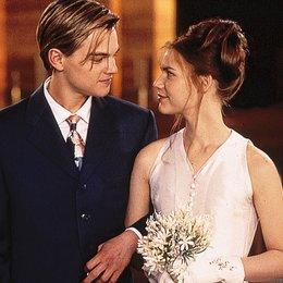William Shakespeares Romeo & Julia / Leonardo DiCaprio / Claire Danes Poster