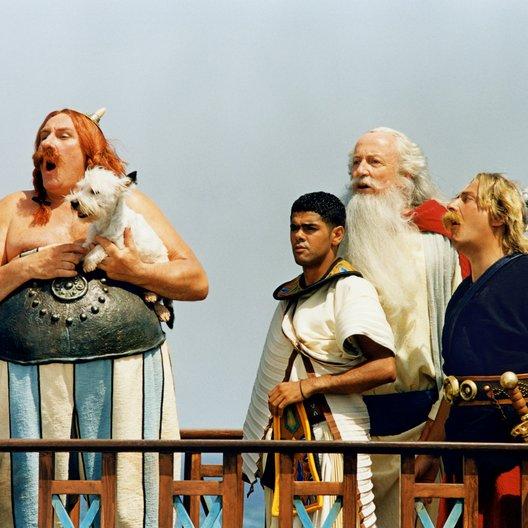 Asterix & Obelix: Mission Kleopatra / Gérard Depardieu / Jamel Debbouze / Claude Rich / Christian Clavier Poster