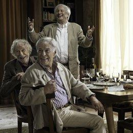 Und wenn wir alle zusammenziehen? / Pierre Richard / Guy Bedos / Claude Rich Poster
