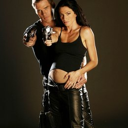 Farscape - The Peacekeeper Wars / Ben Browder / Claudia Black Poster