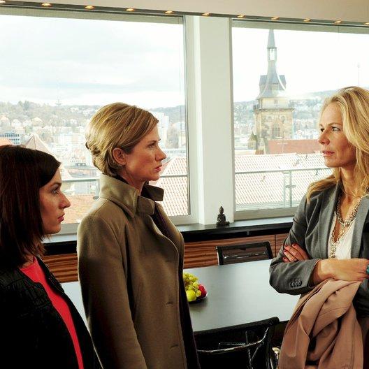 SOKO: Der Prozess (ZDF) / Sylta Fee Wegmann / Astrid M. Fünderich / Claudine Wilde Poster