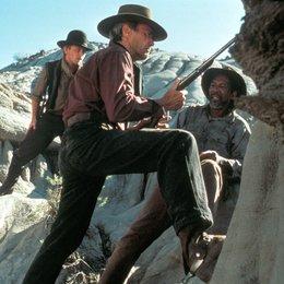 Erbarmungslos / Jaimz Woolvett / Clint Eastwood / Morgan Freeman Poster