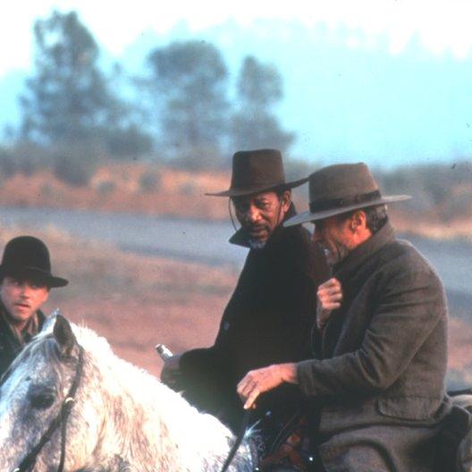 Erbarmungslos / Jaimz Woolvett / Morgan Freeman / Clint Eastwood Poster