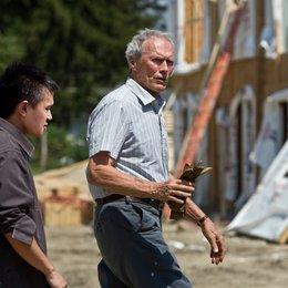 Gran Torino / Bee Vang / Clint Eastwood Poster