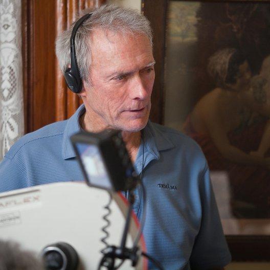 J. Edgar / Set / Clint Eastwood Poster