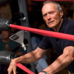 Million Dollar Baby / Clint Eastwood Poster