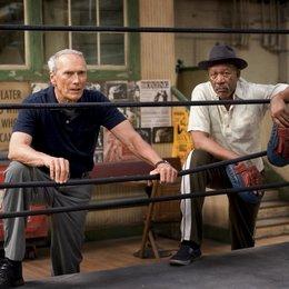 Million Dollar Baby / Clint Eastwood / Morgan Freeman Poster