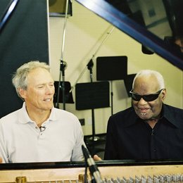 Piano Blues and Beyond / Clint Eastwood / Ray Charles Poster