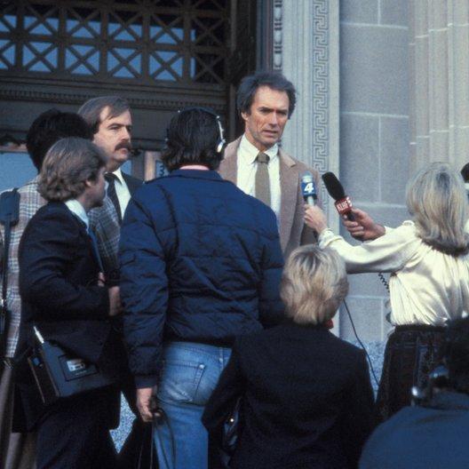Wolf hetzt die Meute, Der / Clint Eastwood Poster