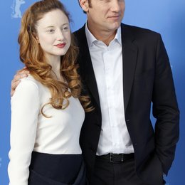Andrea Riseborough / Clive Owen / Berlinale 2012 / 62. Internationale Filmfestspiele Berlin 2012