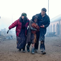 Children of Men, The / Claire-Hope Ashitey / Clive Owen