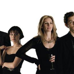 Hautnah - freigestellt / Clive Owen / Natalie Portman / Julia Roberts / Jude Law Poster