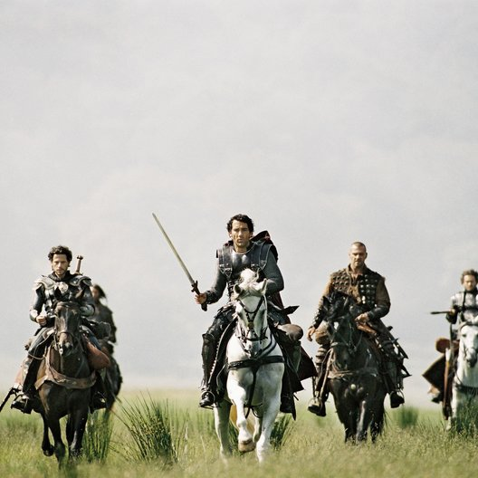 King Arthur / Clive Owen Poster