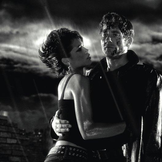 Sin City / Rosario Dawson / Clive Owen Poster