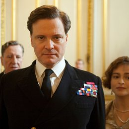 King's Speech - Die Rede des Königs, The / King's Speech, The / Colin Firth Poster