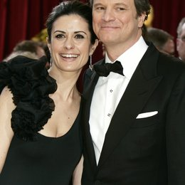 Livia Giuggioli / Colin Firth / Oscar 2010 / 82th Annual Academy Award Poster