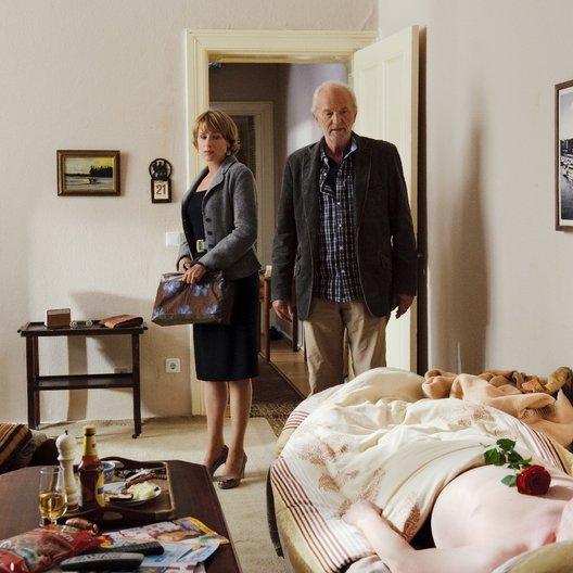 Schmidt & Schwarz (AT) (ZDF) / Corinna Harfouch / Michael Gwisdek Poster