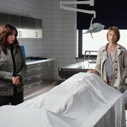 Tatort: Schön ist anders (MDR) / Corinna Harfouch / Simone Thomalla Poster