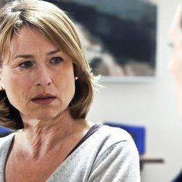 Tod einer Schülerin (ZDF) / Corinna Harfouch Poster