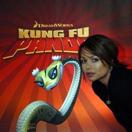Kung Fu Panda / Cosma Shiva Hagen / Synchronsprecher Poster