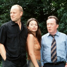 Tatort: Todesfahrt (MDR) / Peter Sodann / Cosma Shiva Hagen / Bernd Michael Lade