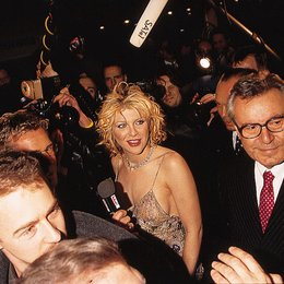 Berlinale 1997 / Courtney Love / Milos Forman Poster