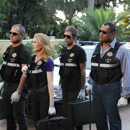 CSI: Crime Scene Investigation - Season 11.1 Poster