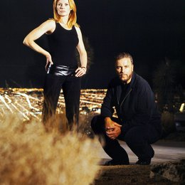 CSI: Den Tätern auf der Spur (09. Staffel) / Marg Helgenberger / William L. Petersen Poster