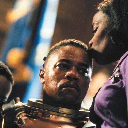 Men of Honor / Cuba Gooding Poster