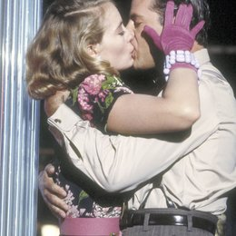 Moonlighting - Das Model und der Schnüffler (Pilotfilm) / Bruce Willis / Cybill Shepherd Poster