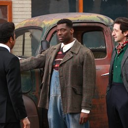 Cadillac Records / Jeffrey Wright / Eamonn Walker / Adrien Brody Poster