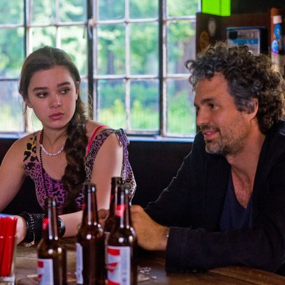 Can a Song Save Your Life? / Mark Ruffalo / Hailee Steinfeld Poster