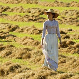Am grünen Rand der Welt / Far from the Madding Crowd / Carey Mulligan Poster
