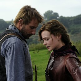 Am grünen Rand der Welt / Far from the Madding Crowd / Matthias Schoenaerts / Carey Mulligan Poster