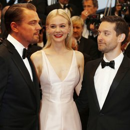 DiCaprio, Leonardo / Mulligan, Carey / Maguire, Tobey / 66. Internationale Filmfestspiele von Cannes 2013